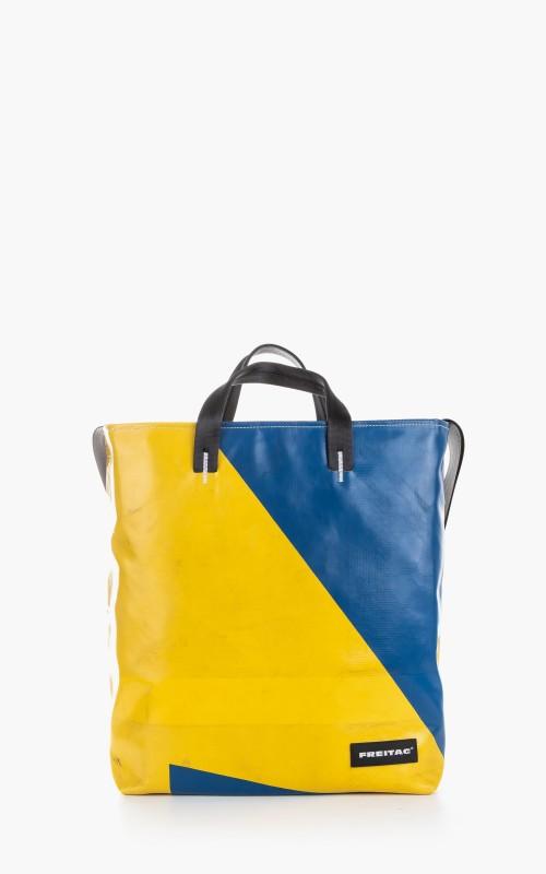 Freitag F203 Bob Tote Bag Yellow 6-2