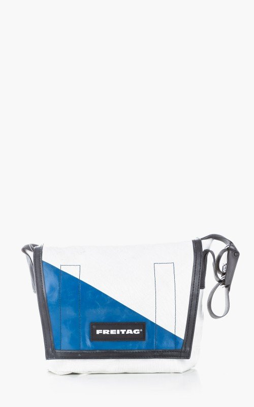 Freitag F11 Lassie Messenger Bag Classic S White 6-8