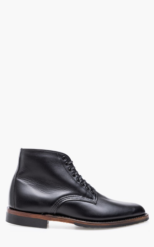 """Red Wing Shoes 9436D Williston 6"""" Boot Black Featherstone"""