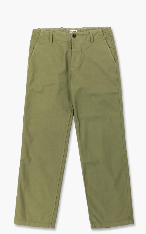 Eat Dust CT Combat Pants Cotton Twill Olive