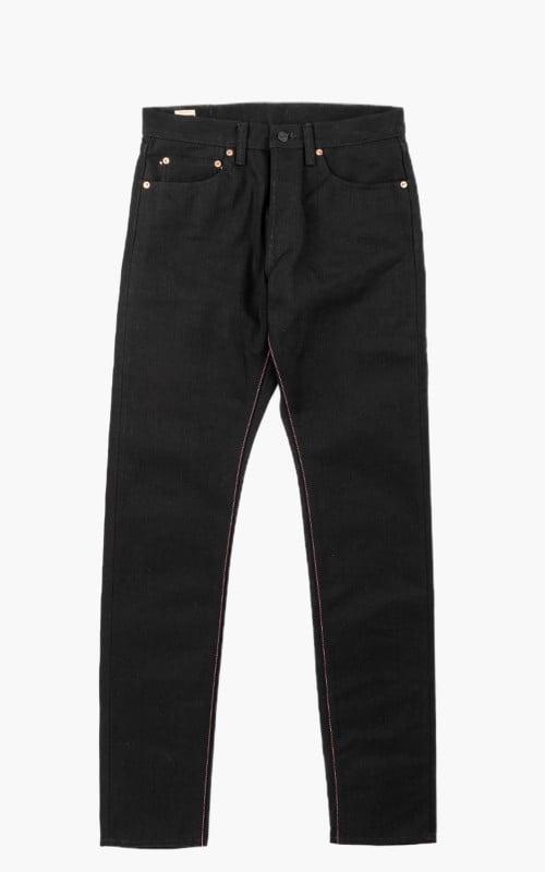 Momotaro Jeans B0405-SP Black Selvedge GTB 15.7oz