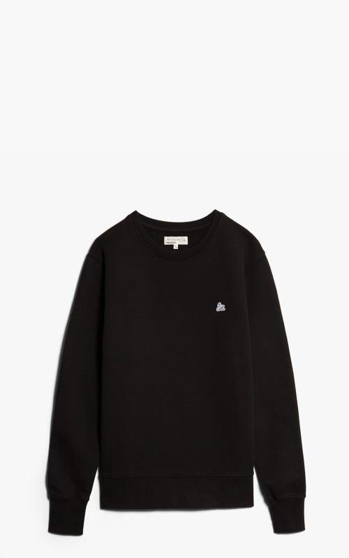 Merz b. Schwanen CSW02 Good Sweatshirt Embroidery Patch Black