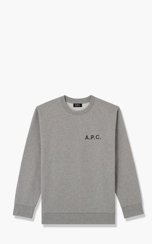 A.P.C. Jimmy Sweat Grey