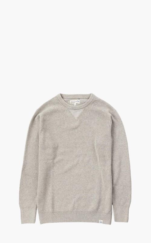 Merz b. Schwanen CCC01 Good Sweatshirt Knit Greymelange