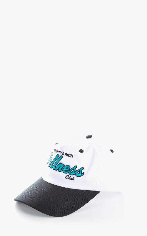 Sporty & Rich Wellness Club Hat White