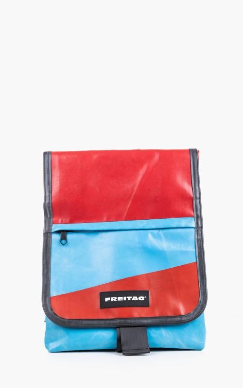 Freitag F133 Bonanza Backpack Blue 4-1