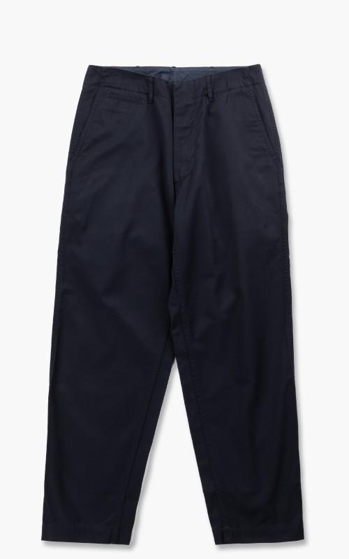Nanamica Wide Chino Pants Navy