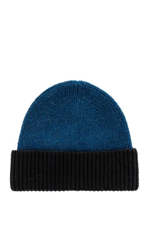 Hansen Tore Beanie Blue/Black