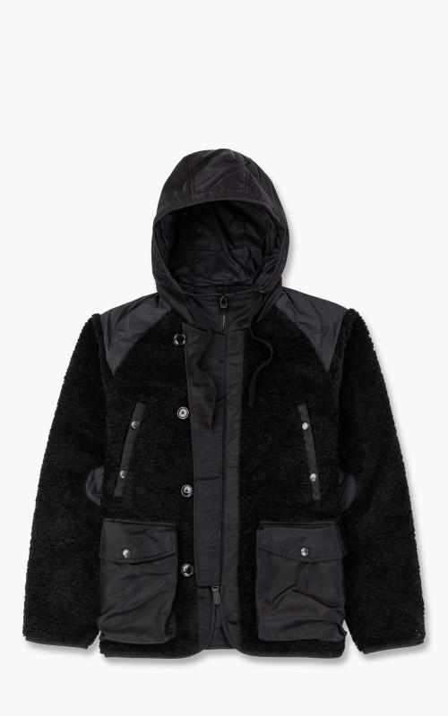 Eastlogue Boa N-3B Jacket Black