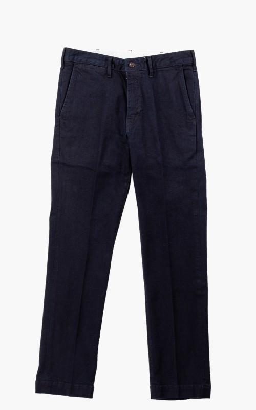 Japan Blue French Trousers Indigo