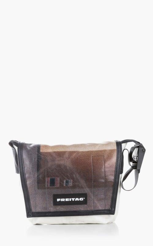 Freitag F11 Lassie Messenger Bag Classic S Brown 6-1