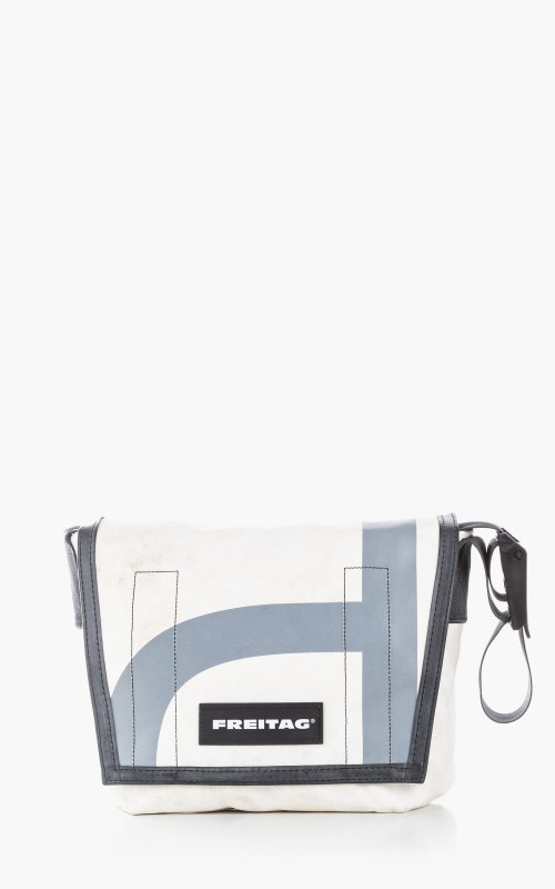 Freitag F11 Lassie Messenger Bag Classic S White 6-5