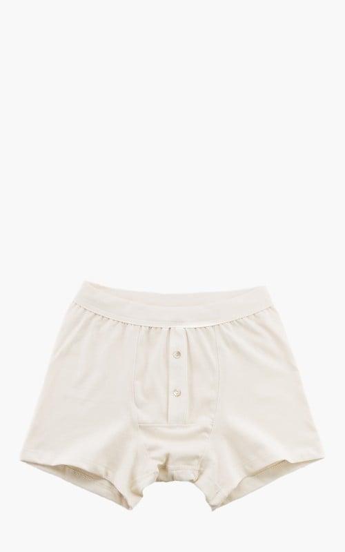 Merz b. Schwanen 255 Button Facing Underpants Nature