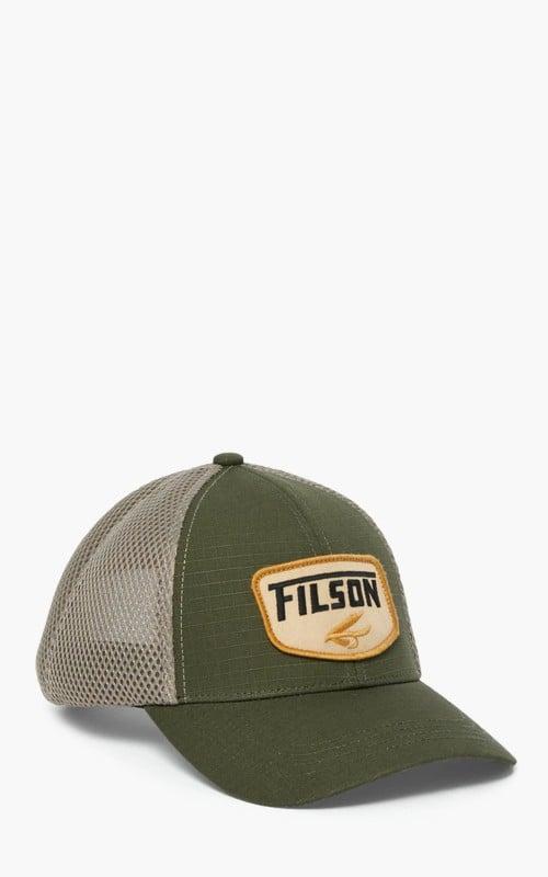 Filson Mesh Logger Cap Olive