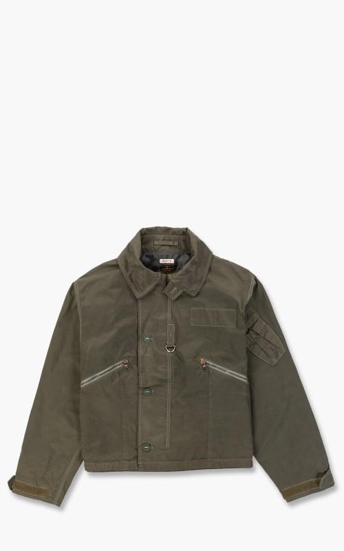 Gypsy & Sons HH Raf MK3 Jacket Khaki