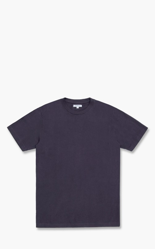 Lady White Co. Lite Jersey Tee Midnight Blue
