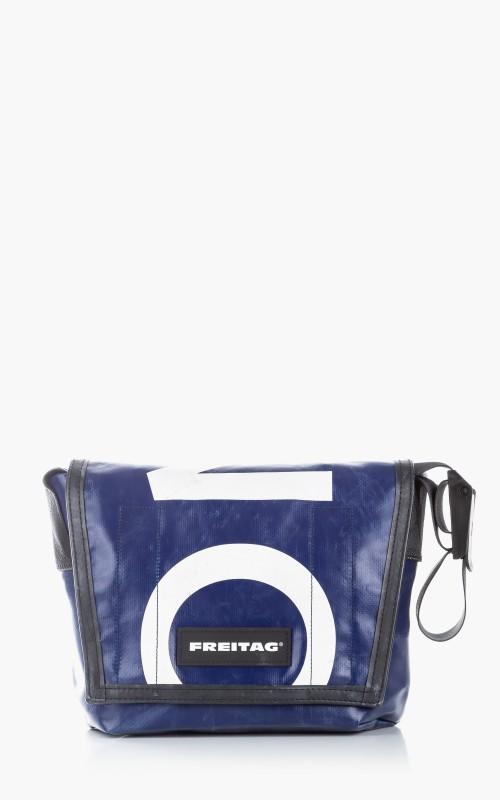 Freitag F11 Lassie Messenger Bag Classic S Blue 6-3
