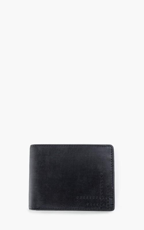 3sixteen Bifold Wallet Black