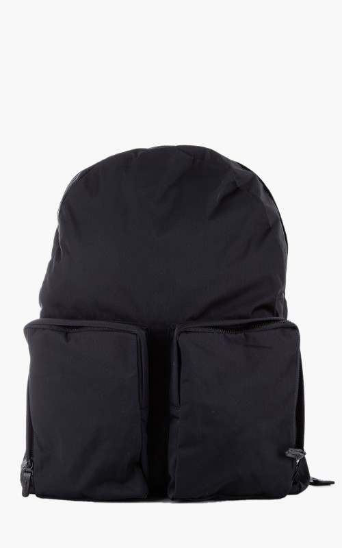 Amiacalva Gabardine Backpack Black