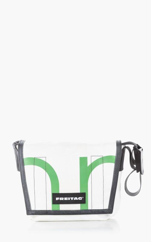 Freitag F11 Lassie Messenger Bag Classic S White 6-2