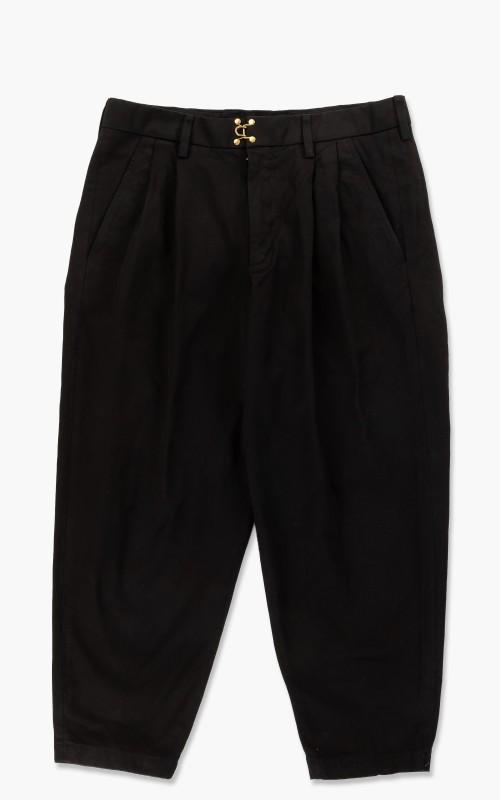 Kolor 21SCM-P19111D Pants D-Black