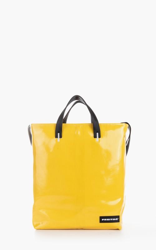 Freitag F203 Bob Tote Bag Yellow 6-1