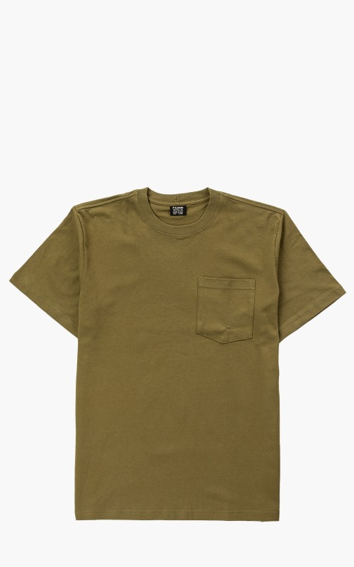 Filson S/S Outfitter Solid One Pocket Shirt Olive Drab
