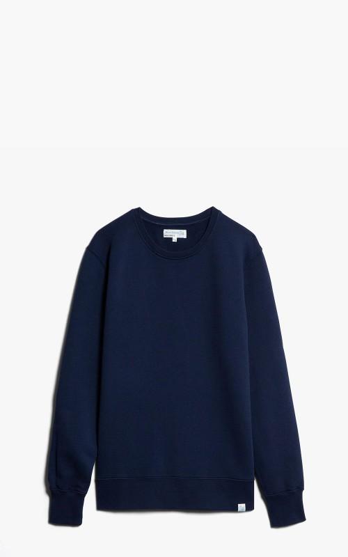 Merz b. Schwanen CSW01 Good Sweatshirt Deep Blue