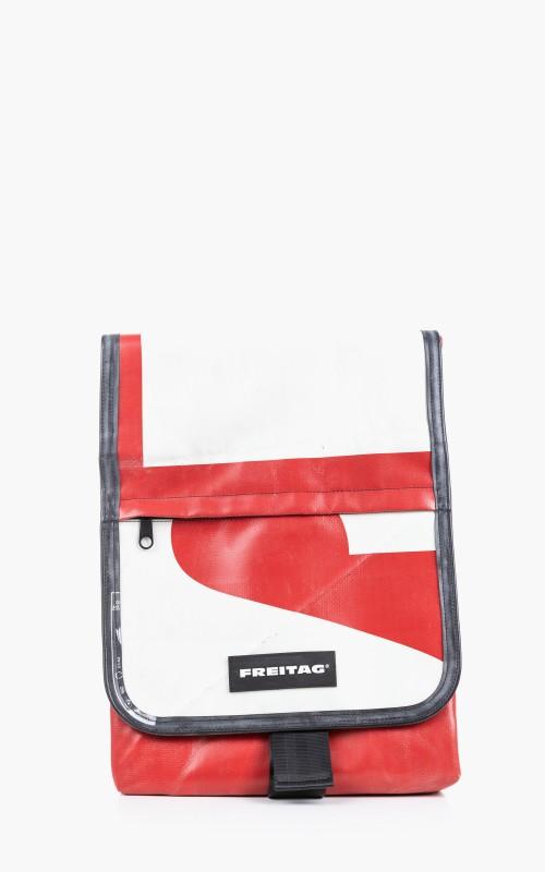 Freitag F133 Bonanza Backpack Red 4-1