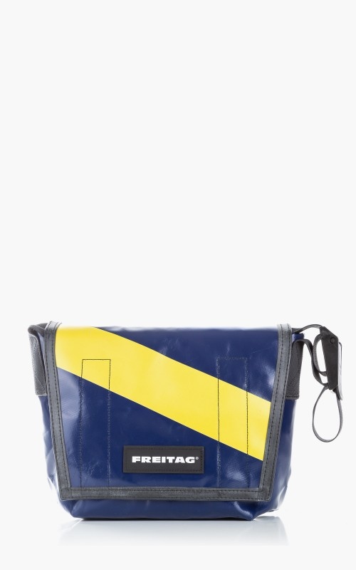 Freitag F11 Lassie Messenger Bag Classic S Blue 6-9