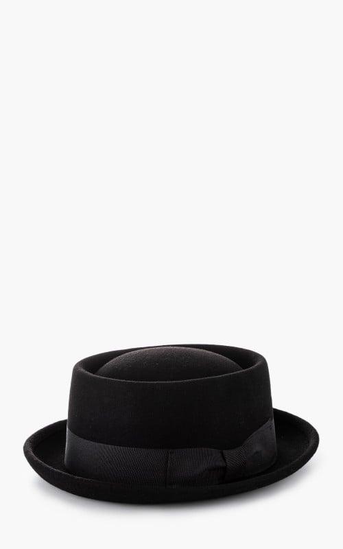 Pike Brothers 1937 Hobbs Hat Black