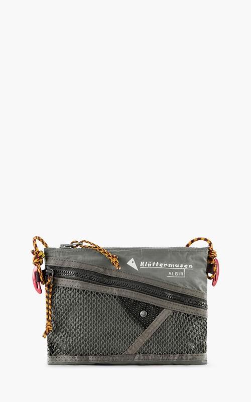 Klättermusen Algir Accessory Bag S Granit Grey
