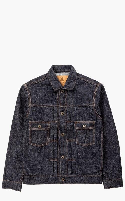 Japan Blue Cote D'Voire Monster Denim Jacket Selvedge 16.5oz