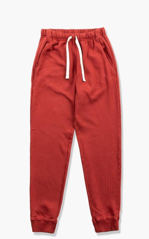 Merz b. Schwanen SP03 Sweat Pants Brick Red