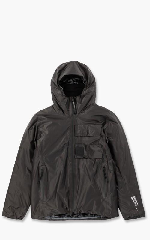 C.P. Company Infinium Primaloft Silver Metropolis GORE-TEX Jacket Pirate Black