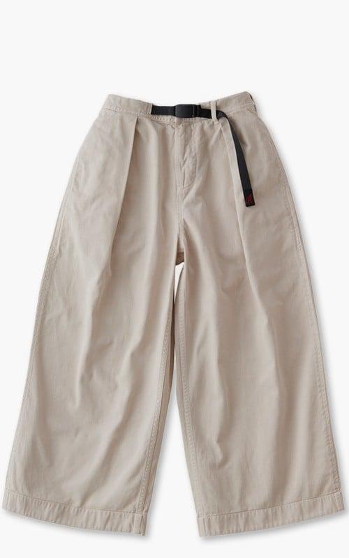 Gramicci Baggy Pants Greige