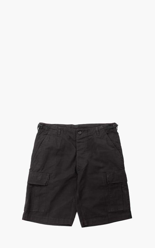 Military Surplus US Bermuda Shorts Black
