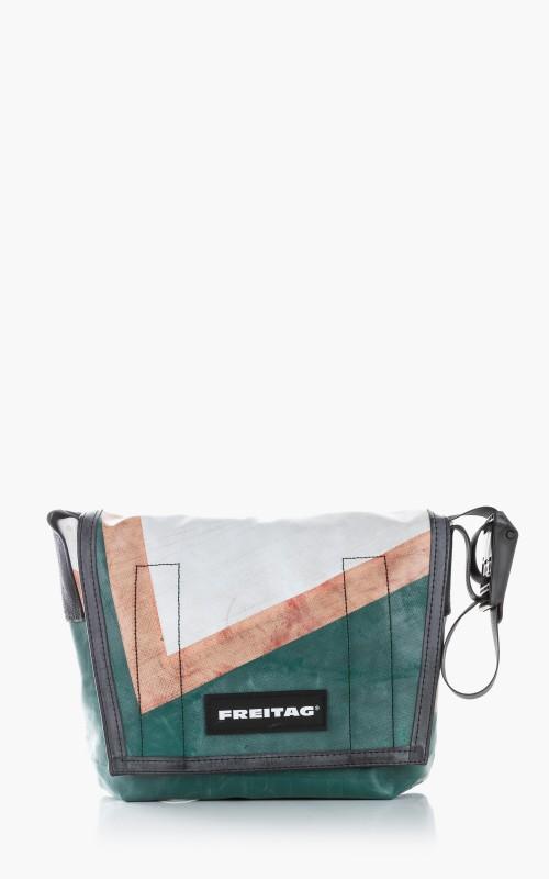 Freitag F11 Lassie Messenger Bag Classic S Green 6-1