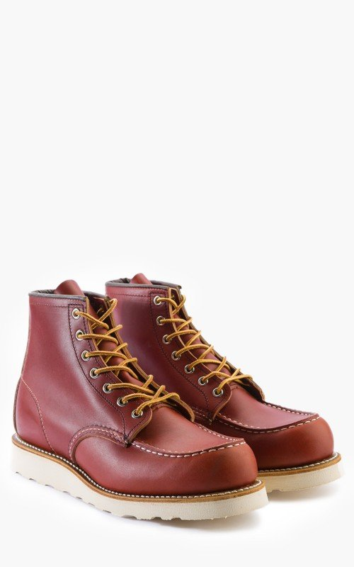 Red Wing Shoes 8131D Moc Toe Oro Russet Portage