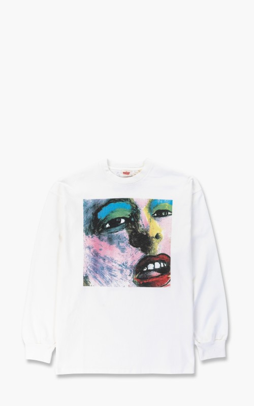 Levi's® Vintage Clothing x Central Station Design 80s LS Graphic Tee Bummed