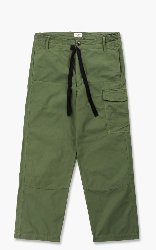 Eat Dust RS Cargo Pants Ripstop Jungle Green