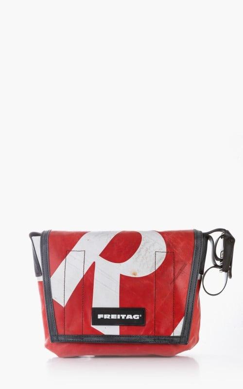 Freitag F11 Lassie Messenger Bag Classic S Red 3-8