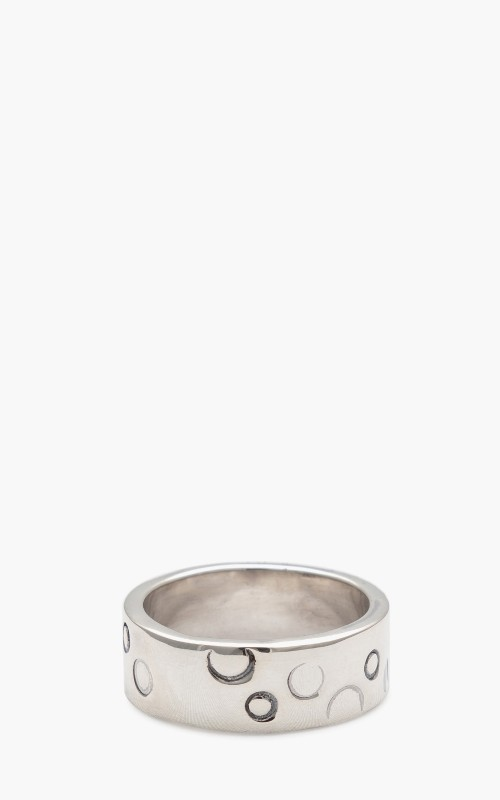 North Works W-321C Ring 900 Silver Circle