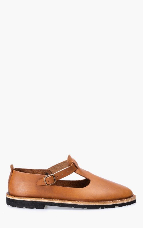 Steve Mono Artisanal Sandals 10/15 Tobacco