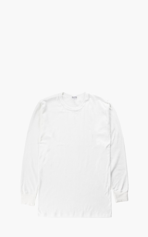 Resteröds Classic Long Sleeves White