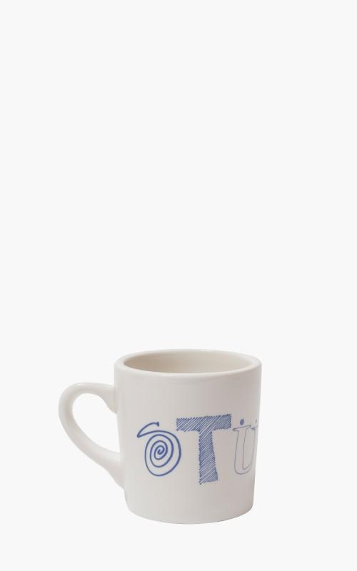Stüssy Ransom Mug White