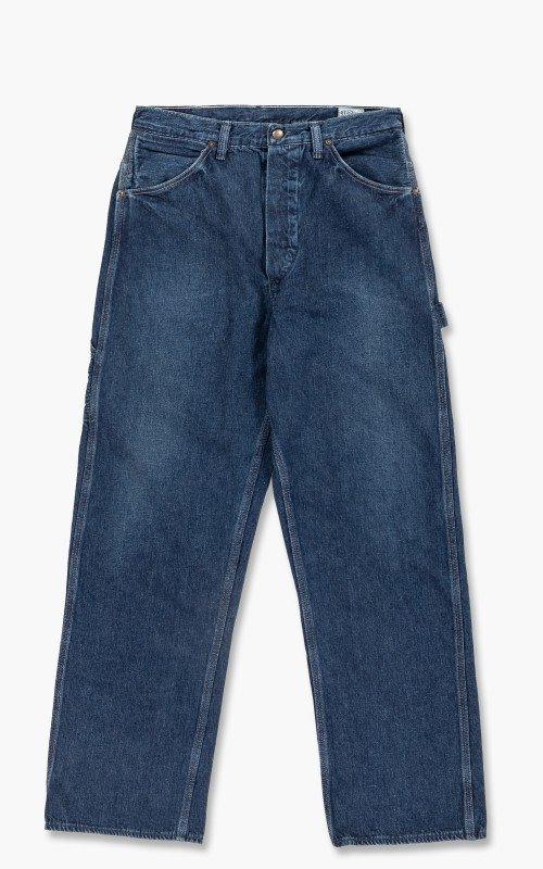 OrSlow Painter Pants Denim Used 2 Year Wash