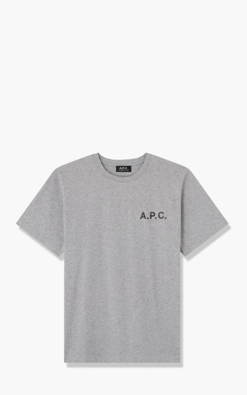 A.P.C. Daniel T-Shirt Grey