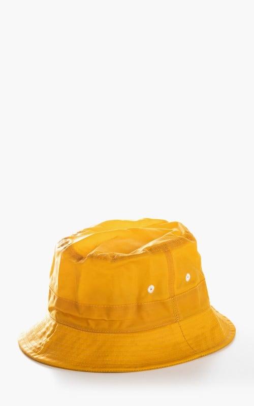 Universal Works Twill Bucket Hat Yellow
