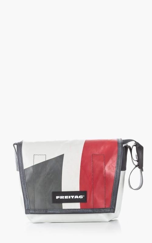Freitag F11 Lassie Messenger Bag Classic S White 6-6